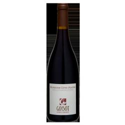"""Domaine Goisot Bourgogne Côte d'Auxerre Rouge """"Le Court Vit"""" 2017"""
