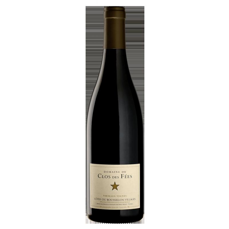 Domaine Le Clos des Fées Vieilles Vignes 2010