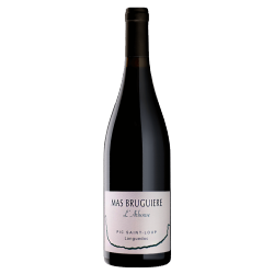 """Mas Bruguière """" L'Arbouse"""" 2010"""