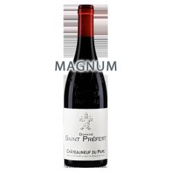 Domaine Saint Préfert Châteauneuf-du-Pape 2018 MAGNUM