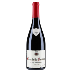 """Jean-Marie Fourrier Chambolle-Musigny 1er Cru """"Aux Echanges"""" 2015"""