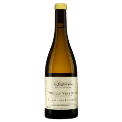 """Domaine de la Soufrandière Pouilly-Vinzelles """"Les Longeays"""" 2019"""