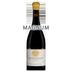 """Domaine M. Chapoutier Ermitage Rouge """"Le Pavillon"""" 2018 MAGNUM"""