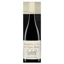 """Domaine Rémi Jobard Monthélie 1er Cru """"Vignes Rondes"""" 2019"""