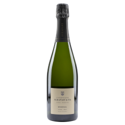"Champagne Agrapart Extra Brut Blanc de Blancs Grand Cru ""Minéral"" 2014"
