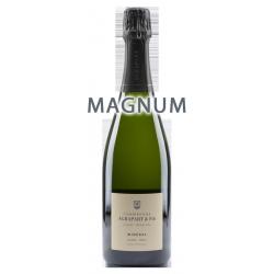 "Champagne Agrapart Extra Brut Blanc de Blancs Grand Cru ""Minéral"" 2014 MAGNUM"