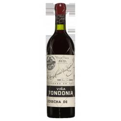 """Lopez de Heredia """"Viña Tondonia"""" Rioja Gran Reserva Rouge 2001"""