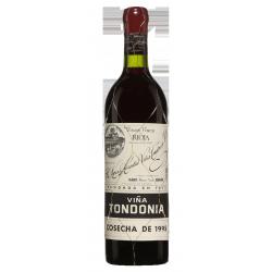 """Lopez de Heredia """"Viña Tondonia"""" Rioja Gran Reserva Rouge 1995"""