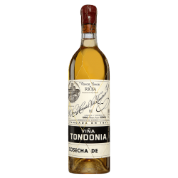 "Lopez de Heredia ""Viña Tondonia"" Rioja Gran Reserva Blanc 2001"