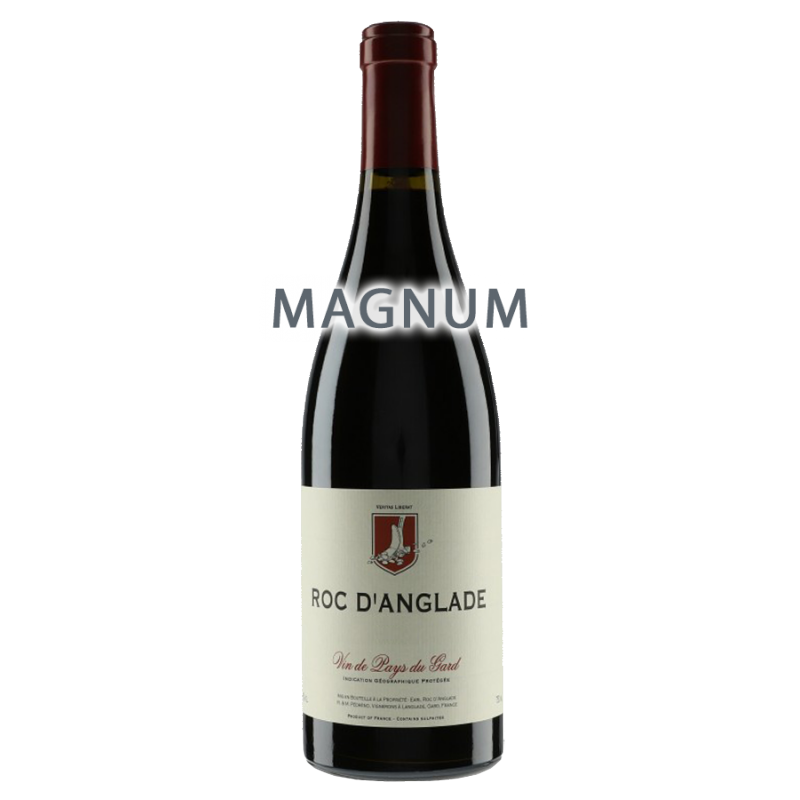 Roc d'Anglade Rouge 2011 Magnum