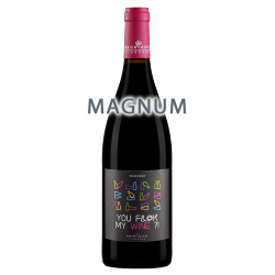 "Fabien Jouves - Mas del Périé ""You Fuck My Wine"" 2020 MAGNUM"