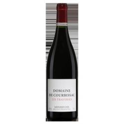 """Domaine de Courbissac Minervois """"Les Traverses"""" Rouge 2019"""