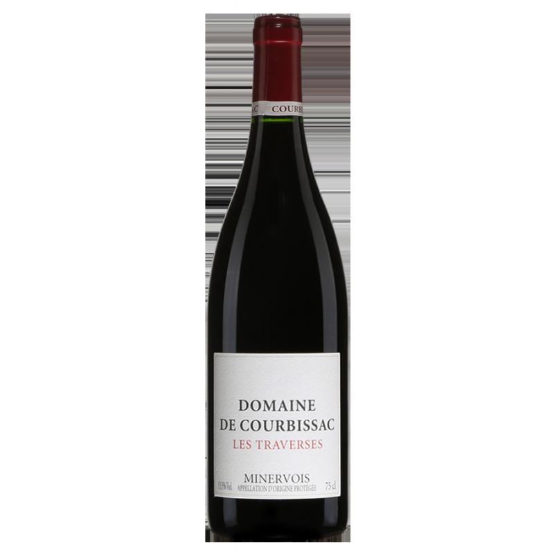 Domaine de Courbissac Minervois Les Traverses Rouge 2019
