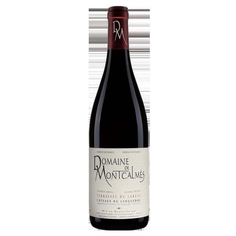 Domaine de Montcalmès Rouge 2018