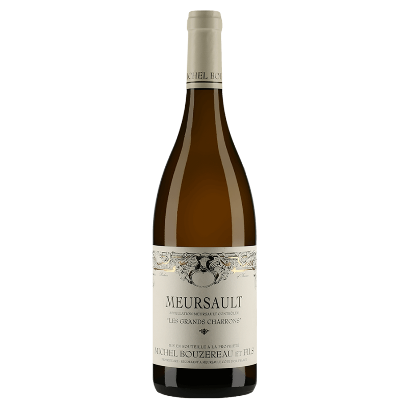 Bouzereau Meursault Les Grands Charrons 2019