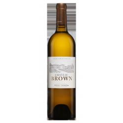 Château Brown Blanc 2018