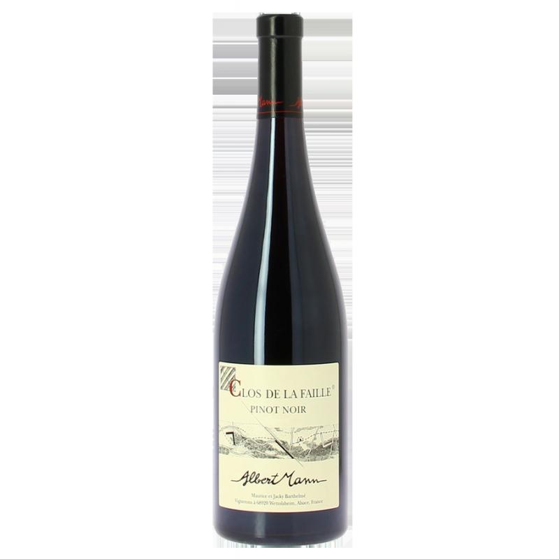 Albert Mann Pinot Noir Clos de la Faille 2019