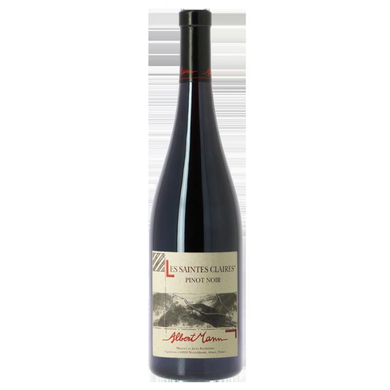 Albert Mann Pinot Noir Les Saintes Claires 2019