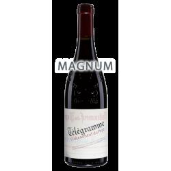 Famille Brunier - Télégramme Châteauneuf-du-Pape Rouge 2019 MAGNUM