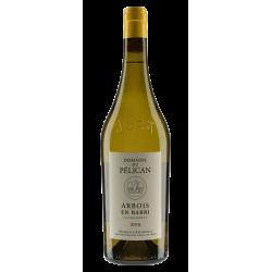 """Domaine du Pélican Arbois Chardonnay """"En Barbi"""" 2018"""