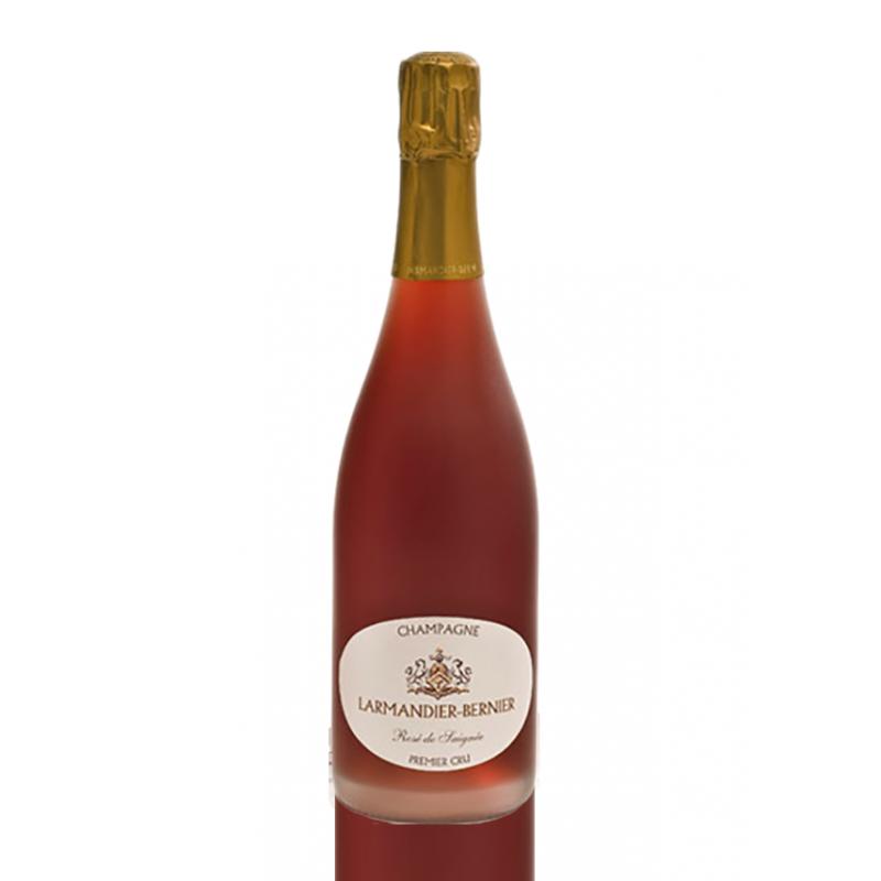 Larmandier bernier champagne 1er cru extra brut ros de - Point de saignee ...