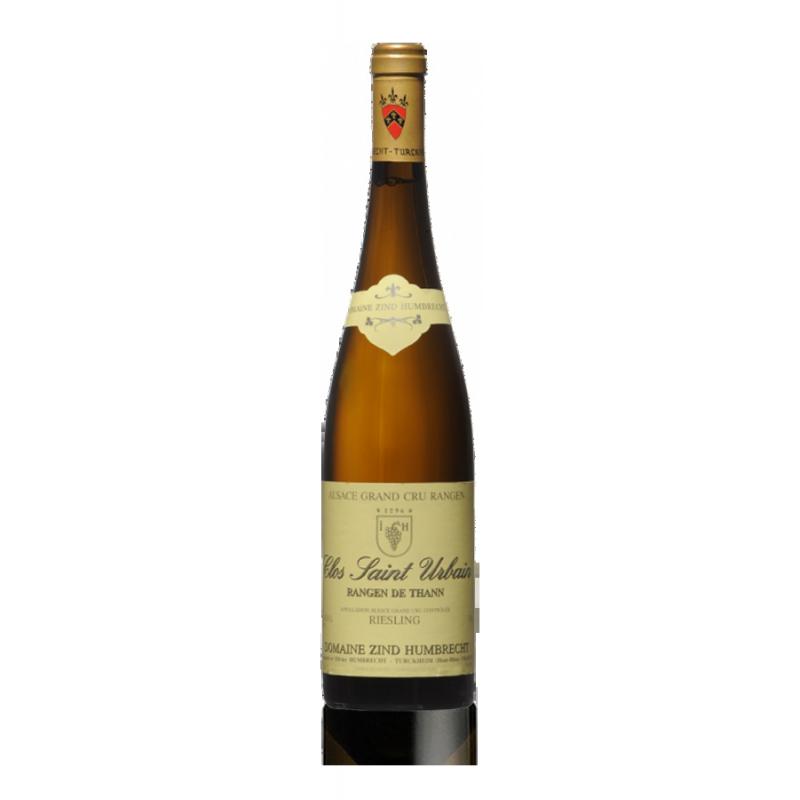 """Zind-Humbrecht Alsace Riesling Rangen de Thann Grand Cru """"Clos Saint Urbain"""" 2010"""