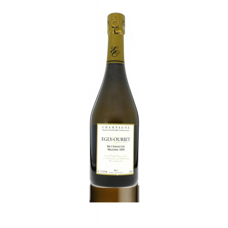 Champagne Egly-Ouriet Grand Cru Millésimé 1999 MAGNUM