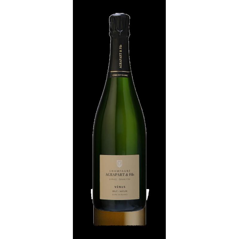 Champagne Agrapart Brut Nature Blanc de Blancs Grand Cru Vénus 2007